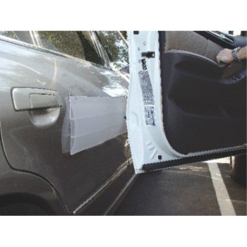 The Park Smart Stick-On Door Guard