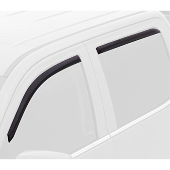 Auto Ventshade 194953 In-Channel Ventvisor Window Deflector, 4 Piece for '99-'15 FORD F250/F350/F450/F550