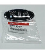Automotiveapple Kia Motors Oem Genuine 863182T000 Front Hood Emblem 1-Pc For 2011~2015 Kia Optima : K5