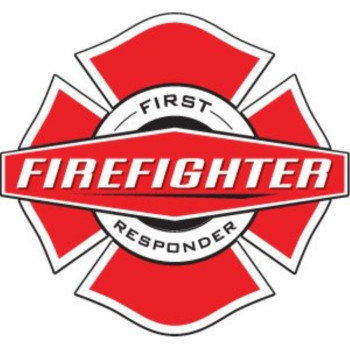 Axiz Group FFPWR001 Firefighter Power Decal
