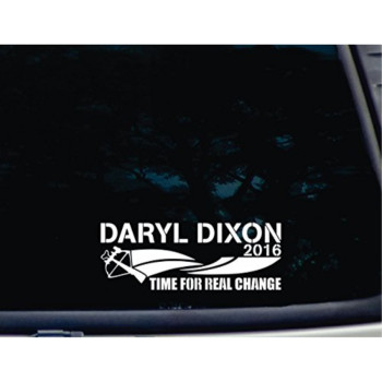 DARYL DIXON 2016 Time for Real Change - 8