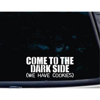 COME TO THE DARK SIDE (We have Cookies) - 8