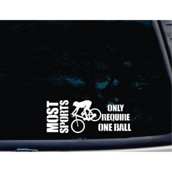 Most Sports Only Require One Ball - Mountain Bike - 8 3/8