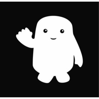 Adipose Inspired Doctor Who Decal 6