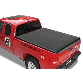 Bestop 18220-01 ZipRail Tonneau Cover for Chevy/GMC 2015 Colorado/ Canyon 6.2' bed