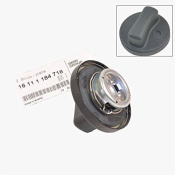 BMW Fuel Gas Tank Filler Cap Genuine Original 84718 (Check Catalog Notes)