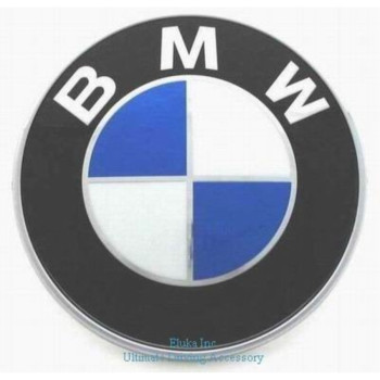 BMW Genuine Trunk Emblem for X3 SAV (2003 - 2009)