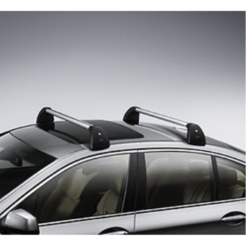BMW Roof Rack Base Support System 528 535 550 M5 Sedan (2011 onwards)