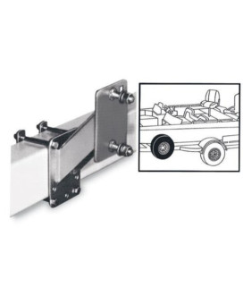 Kimpex Hi-Mount Spare Tire Carrier 745948