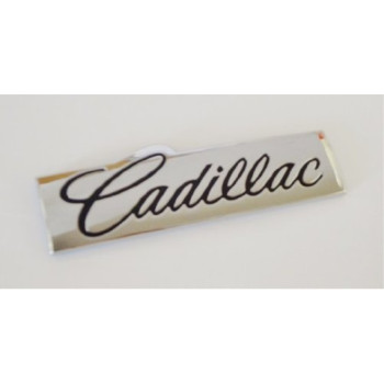 Cadillac Euro Export Chrome Emblem