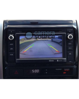 2014+ Toyota Tacoma Backup Camera for Factory Display Radios - Camera Module Only