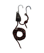 Heavy Duty Rope Ratchet Lighting Accessories with 8-Feet Rope