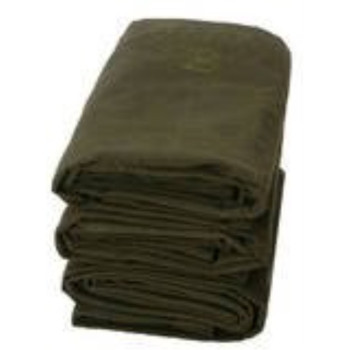 12' X 16' Olive Drab 16 Oz Canvas Tarpaulin