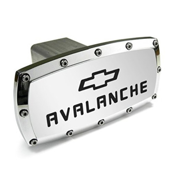 Chevrolet Avalanche Billet Aluminum Tow Hitch Cover
