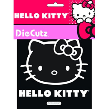 Chroma 003921 Die Cutz 'Hello Kitty' Decal