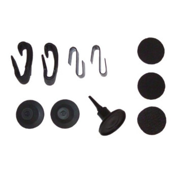 Cipa 11962 Grey Replacement Hardware Kit for Towing Mirror