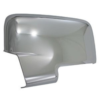 Coast To Coast CCIMC67442 Full Chrome Mirror Cover Kit With Turn Signal - Pack Of 2