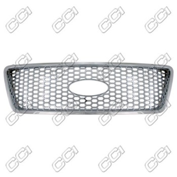 Coast To Coast IWCGI88 High Impact Triple Chrome Plated ABS Grille Overlay