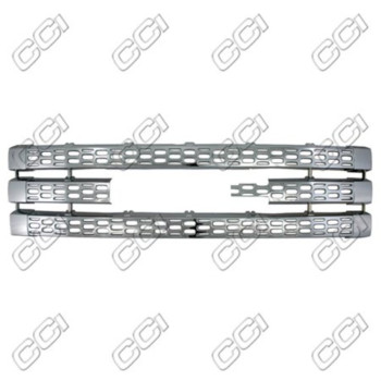 Coast To Coast IWCGI90 High Impact Triple Chrome Plated ABS Grille Overlay