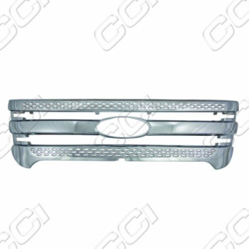 Coast To Coast IWCGI91 High Impact Triple Chrome Plated ABS Grille Overlay