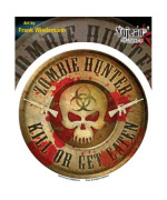 Frank Wiedemann - Zombie Hunter - Sticker / Decal
