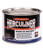 Herculiner HCL0B7-01 Brush-on Bed Liner Quart