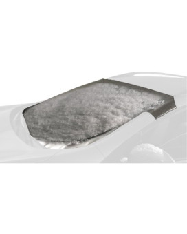 Intro-Tech Automotive HD-43-S Windshield Snow Shade
