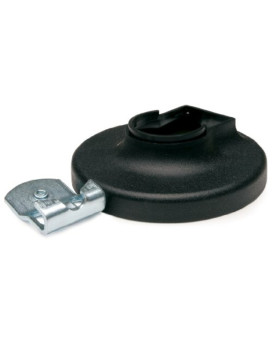 K40 M-40 Black Magnet Mount CB Antenna Base