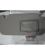 Kia Motors OEM Genuine 852022G010QW Factory Front Passenger Right Inside Sun Visor 1-pc Gray For 07 08 09 10 Kia Optima : Magentis