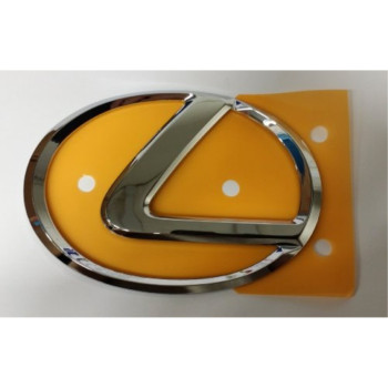 "Toyota Genuine Parts 75431-53020 Lexus ""L"" Rear Emblem"