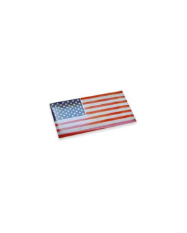USA amazing show quality metal grille / fender badge emblem insignia decal