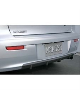 Genuine Mitsubishi Rear Air Diffuser Spoiler MZ314343 Lancer 2008 2009 2010 2011 2011 2012 2013 2014