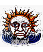 Sublime - Weeping Sun Decal