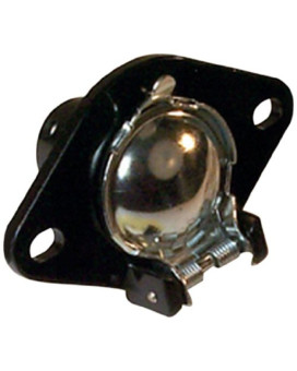 Pollak 11-614EP Plastic 6-Way Socket
