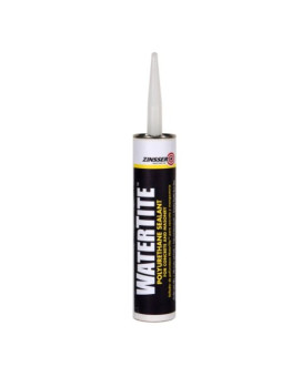 Zinsser Watertite Tube 5091 Poly Seal Joint Filling Waterproofing Caulking, 10.1-Ounce