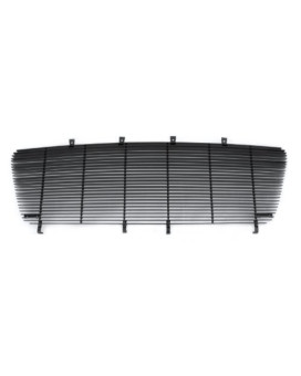 TRex Grilles 21556B Horizontal Aluminum Black Finish Billet Grille Insert for Ford F150