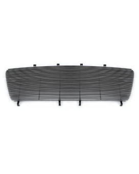 TRex Grilles 21556 Horizontal Aluminum Polished Finish Billet Grille Insert for Ford F150