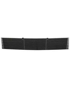 TRex Grilles 25581 Horizontal Aluminum Polished Finish Billet Bumper Grille Bolt-on for Ford F150