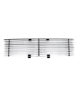 TRex Grilles 25569 Horizontal Aluminum Polished Finish Billet Bumper Grille Bolt-on for Ford F150