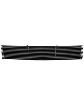 TRex Grilles 25567 Horizontal Aluminum Polished Finish Billet Bumper Grille Bolt-on for Ford Super Duty Excursion