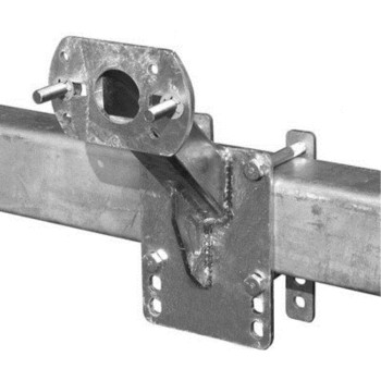 Spare Tire Carrier 6in Capacity