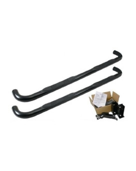 TrailFX 1130370033 Black Side Step for Ford Expedition