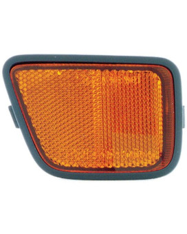 TYC 18-5098-01 Honda CRV Driver Side Replacement Reflector