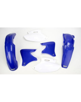 UFO Plastics Complete Body Kit Replacement for Yamaha YZ 250F 01-02