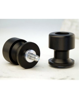 Yamaha R6 Woodcraft 6mm Swingarm Slider Spools