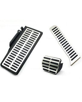 9 Moon Stainless Steel Car Pedal for Volkswagen Vw Jetta MK6 Automatic