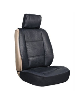 Allison 67-6918BLK Signature Series Black Sideless Seat Cover