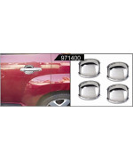 HHR Chrome Door Handle Guard/Cups 4 PCS 2005,2006,2007,2008,2009,2010,2011