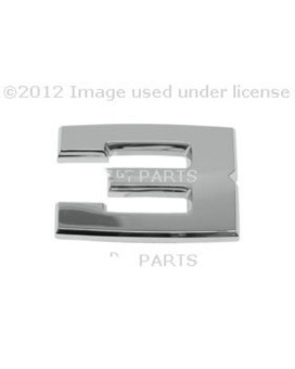 BMW Genuine E36 Letter Emblem for M3 From 1994 to 1998