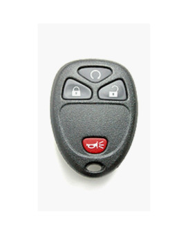 Keyless Entry Remote Fob Clicker for 2007 Chevrolet HHR - (Must be programmed by Chevrolet dealer)